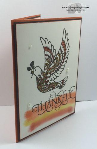 Autumn Dove of Peace 3