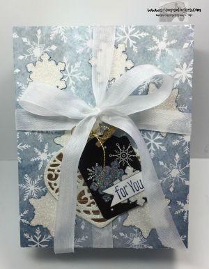 Embellished Ornaments Card Box 6