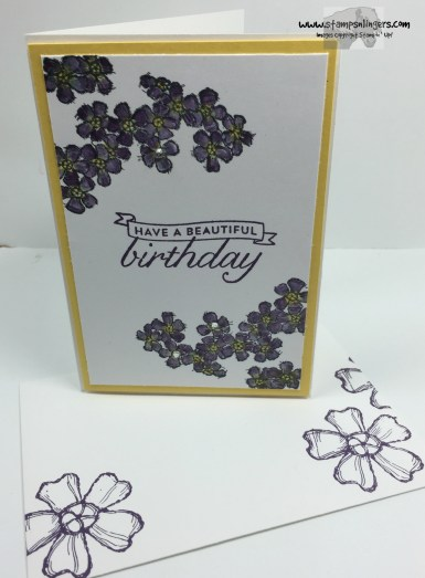 Birthday Blossoms 6 - Stamps-N-Lingers