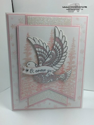 Dove of Peace Wonderland 2 - Stamps-N-Lingers