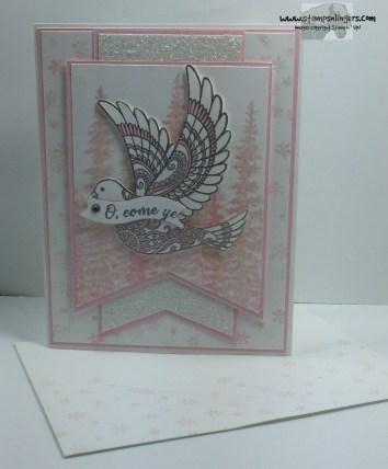Dove of Peace Wonderland 6 - Stamps-N-Lingers