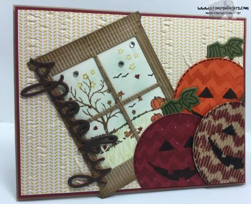 Happy Scenes Sparkly Seasons 2 - Stamps-N-Lingers