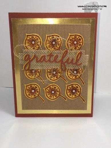 Lighthearted Leaves Grateful 1 - Stamps-N-Lingers