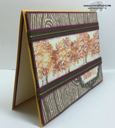 Lovely as a Tree Hello Fall 2 - Stamps-N-Lingers
