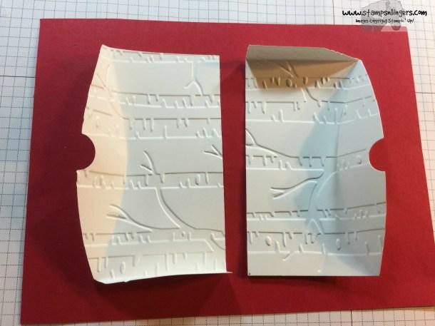Note Card Holder Tutorial 5 - Stamps-N-Lingers