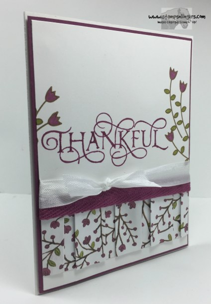 Six Sayings Into the Woods 2 - Stamps-N-Lingers