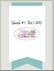 Sketch 1 Blog Hop
