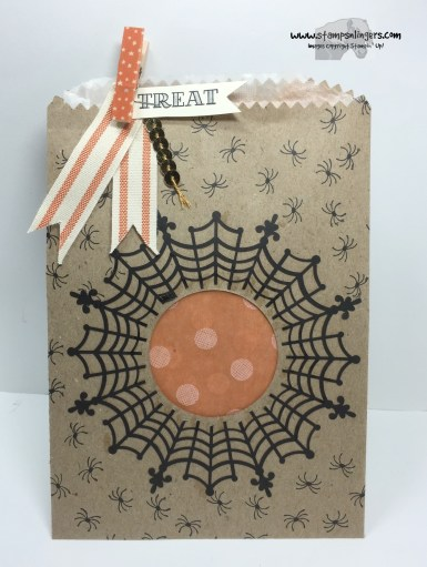 Something For You Halloween Treat 1 - Stamps-N-Lingers