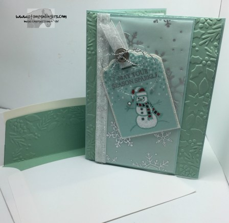 Sparkly Seasons 7 - Stamps-N-Lingers