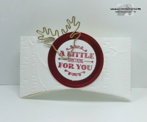 Woodland Note Card Holder 4 - Stamps-N-Lingers