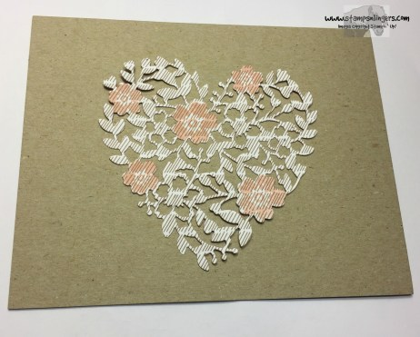 Bloomin' Heart - Stamps-N-Lingers