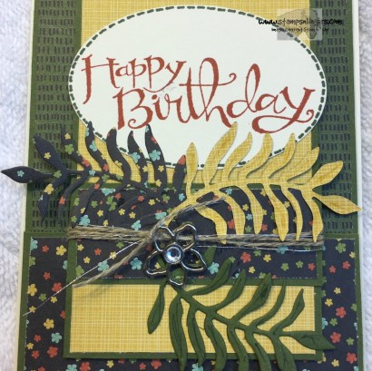 Botanical Suite Birthday 6 - Stamps-N-Lingers