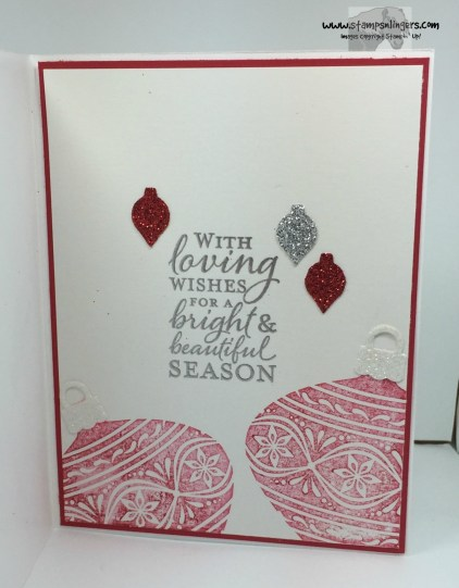 Delicate Embellished Ornaments 4 - Stamps-N-Lingers