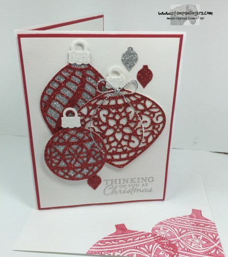 Delicate Embellished Ornaments 5 - Stamps-N-Lingers