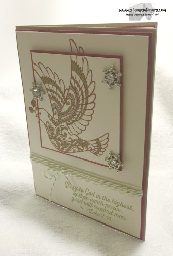 Dove of Peace 3 - Stamps-N-Lingers