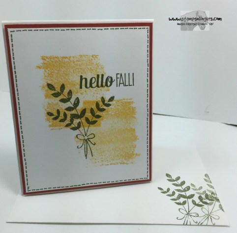 For All Things Super Simple Card 4 - Stamps-N-Lingers