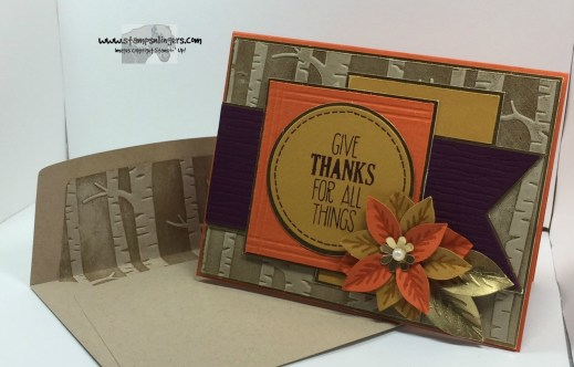 Give Thanks For All Things 6 - Stamps-N-Lingers