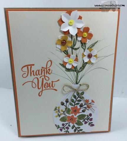One Big Meaning Flower Vase 1 - Stamps-N-Lingers