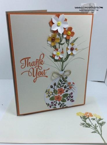 One Big Meaning Flower Vase 6 - Stamps-N-Lingers