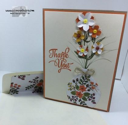 One Big Meaning Flower Vase 7 - Stamps-N-Lingers