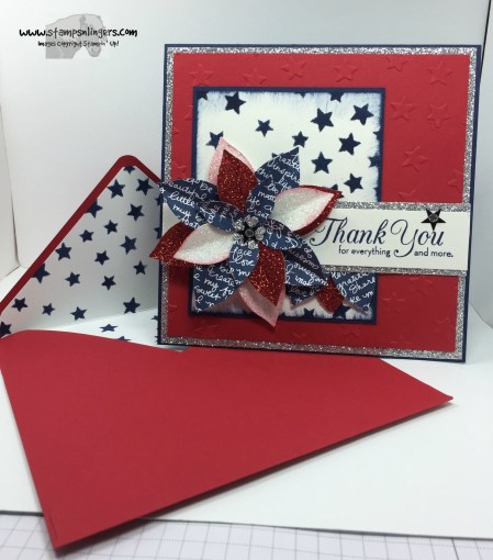 One Big Meaning Veteran's Day Card 6 - Stamps-N-Lingers