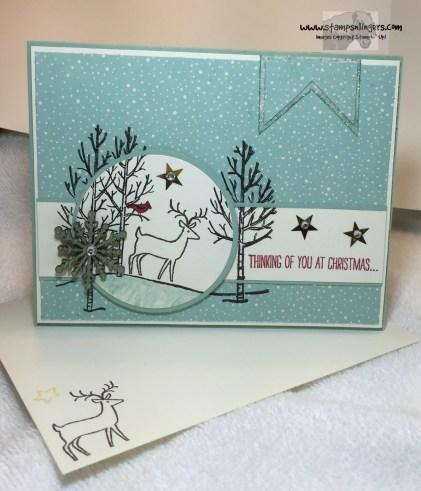 White Christmas 6 - Stamps-N-Lingers