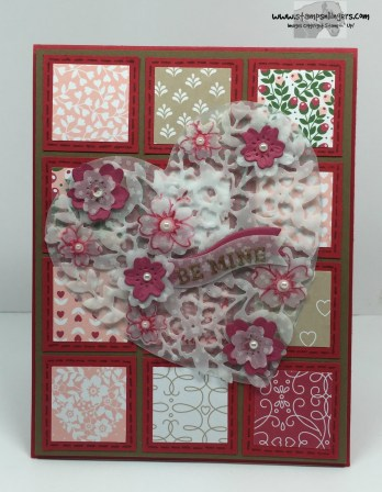 Bloomin' Love Blossoms 1 - Stamps-N-Lingers