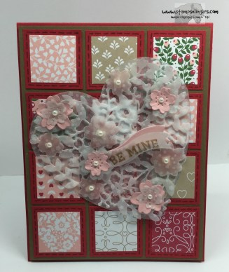 Bloomin' Love Blossoms 3 - Stamps-N-Lingers