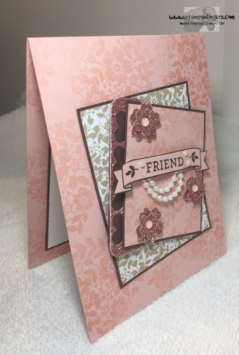 Bloomin' Love Friend Birthday 1 - Stamps-N-Lingers