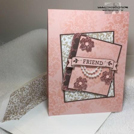 Bloomin' Love Friend Birthday 7 - Stamps-N-Lingers