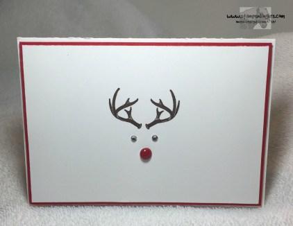Deer Wonderland 1 - Stamps-N-Lingers