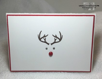 Deer Wonderland 1 - Stamps-N-Lingers