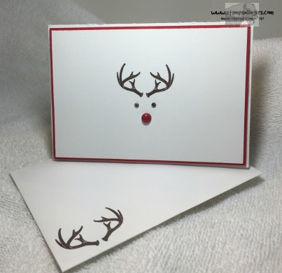 Deer Wonderland 3 - Stamps-N-Lingers