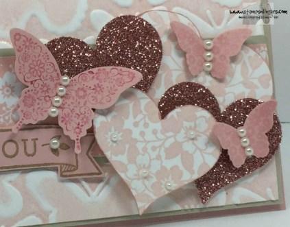 Fluttering Love Blossoms 7 - Stamps-N-Lingers
