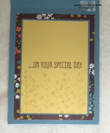 Just For You Botanical 4 - Stamps-N-Lingers