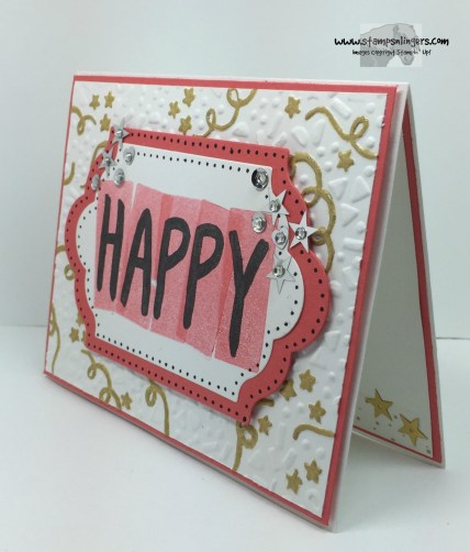 Layered Alphabet Happy New Year 3 - Stamps-N-Lingers