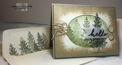 Lovely as a Tree Timeless Textures 3 - Stamps-N-Lingers