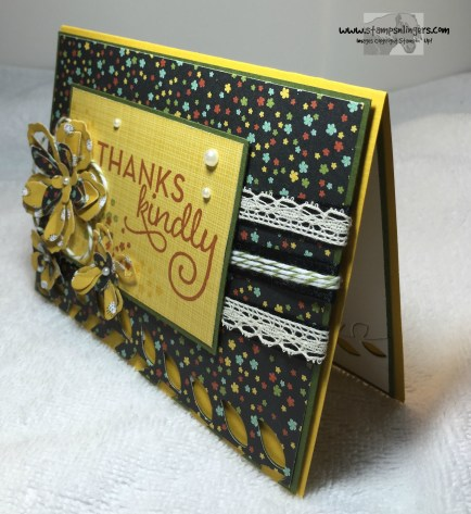 One Big Meaning Botanical Blooms 4 - Stamps-N-Lingers