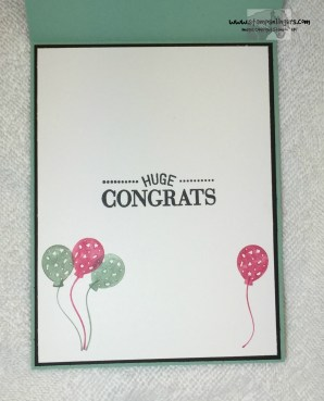 Party Wishes Congrats 5 - Stamps-N-Lingers