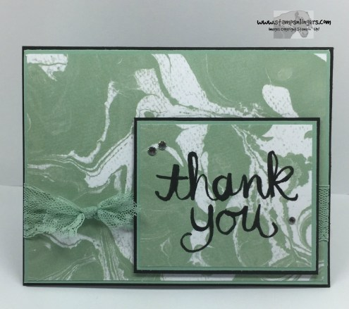 Watercolor Thank You 1 - Stamps-N-Lingers