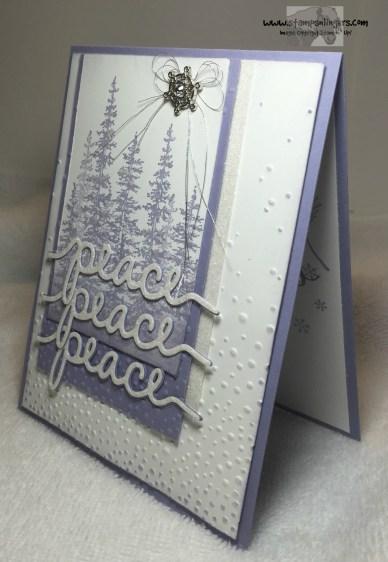 Wonderland Peace 3 - Stamps-N-Lingers