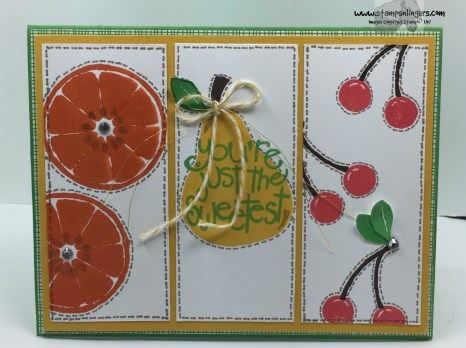 Apple of My Eye Thanks 1 - Stamps-N-Lingers