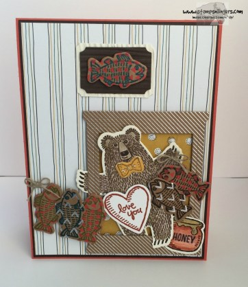 Bear Hug Love 1 - Stamps-N-Lingers