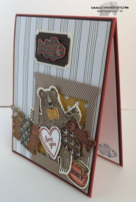 Bear Hug Love 3 - Stamps-N-Lingers