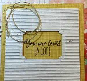 Grateful Bunch Love Note 5 - Stamps-N-Lingers