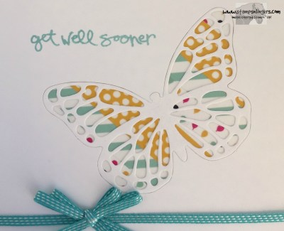 Greatest Greetings Butterfly 3 - Stamps-N-Lingers
