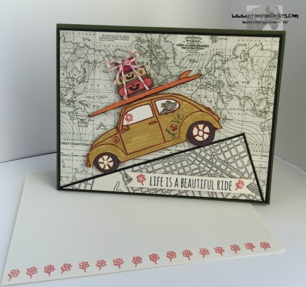 Life is a Beautiful Ride 6 - Stamps-N-Lingers