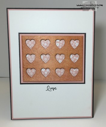 Love Blossoms Hearts Love 1 - Stamps-N-Lingers