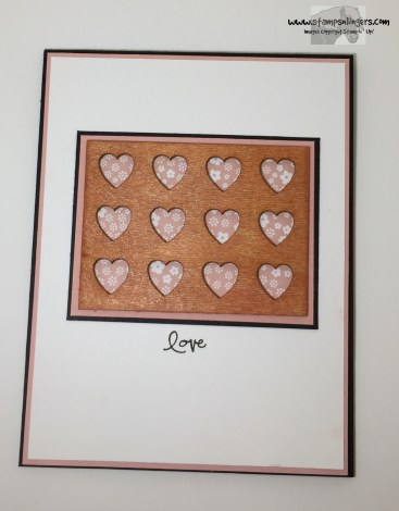 Love Blossoms Hearts Love 4 - Stamps-N-Lingers