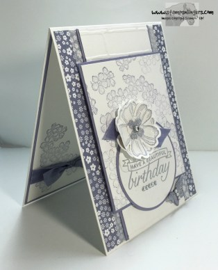 Beautiful Birthday Blossoms 2 - Stamps-N-Lingers
